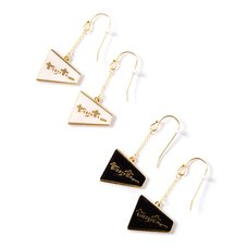 gargle Mountain Echo Earrings