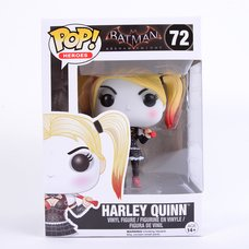 POP! Heroes No. 72: Batman: Arkham Knight - Harley Quinn