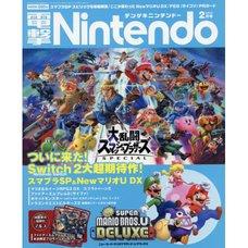 Dengeki Nintendo February 2019
