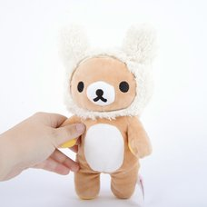 Rilakkuma Bunny Cosplay Plush Collection
