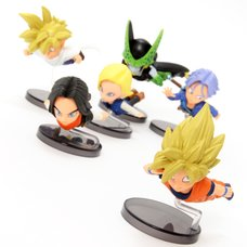 Dragon Ball Super World Collectable Figure Anime 30th Anniversary Vol. 2