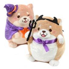 Chuken Mochi Shiba Halloween 2018 Big Plush Collection