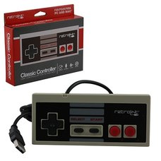 Wired NES-Style USB Controller for PC & Mac