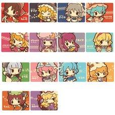 Touhou Poppuchi Character Mousepads