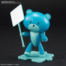 HGPG Petit'Gguy Diver Blue & Placard
