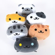 Neko Atsume Nosekotto Plush Collection Vol. 1