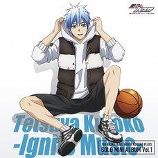 Tetsuya Kuroko - Ignite Music | TV Anime Kuroko's Basketball Solo Mini Album Vol. 1