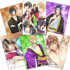 Gyakuten Yoshiwara Sexy Night Bromide Set A