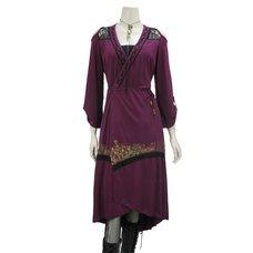 Rozen Kavalier Sash Cache Coeur Dress