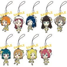 Love Live! School Idol Project The School Idol Movie Over the Rainbow Next SPARKLING!! Rubber Strap Collection Box Set
