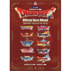 Dragon Quest Official Best Album Piano Collection