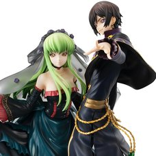 Precious G.E.M. Series Code Geass: Lelouch of the Re;surrection Lelouch Lamperouge & C.C. Set