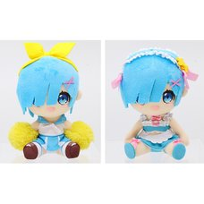 Re:Zero -Starting Life in Another World- Rem Plush