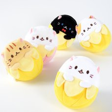 Bananya Mini Pouches