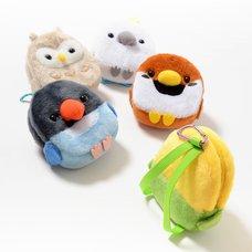 Kotori Tai Gokigen Bird Day Pack Pouches