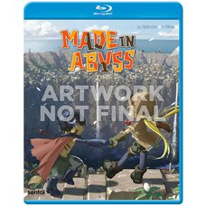 Made in Abyss Blu-ray