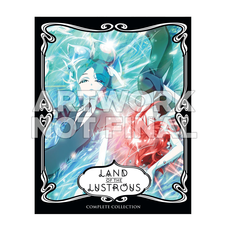 Land of the Lustrous Complete Collection Steelbook Edition Blu-ray