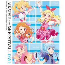 Aikatsu! Series 5th Festival!! Blu-ray