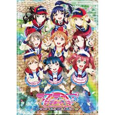 Love Live! Sunshine!! The School Idol Movie: Over the Rainbow Pamphlet