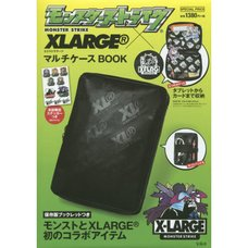 Monster Strike x XLarge Multi-purpose Case Book