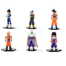 Dragon Ball Z Super Structure Collection Collector's Set