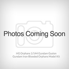 HG Orphans 1/144 Gundam Gusion Model Kit | Gundam: Iron-Blooded Orphans