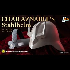 Full Scale Works 1/1 Mobile Suit Gundam Char Aznable Stahlhelm