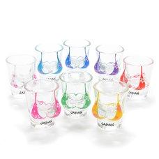Bikini Shot Glass Collection