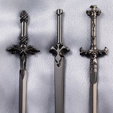 Sword Art Online Metal Weapon Collection