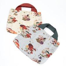 FLAPPER Mushroom Print Eco Bags
