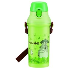 My Neighbor Totoro Single-Touch Totoro Small Water Bottle