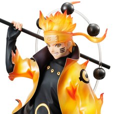 G.E.M. Series Naruto Shippuden Naruto Uzumaki Sennin Mode (re-run)