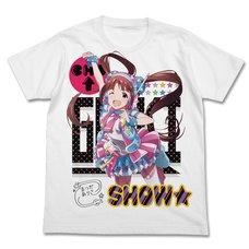 The Idolm@ster Million Live! Arisa Matsuda Full-Color White T-Shirt