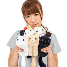 Tsuchineko Fuwa Fuwa Cat Pen Pouch Collection