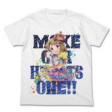 The Idolm@ster Million Live! Momoko Suo Full-Color White T-Shirt
