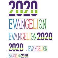 Eva Store Tokyo-01 Evangelion 2020 Sticker Set