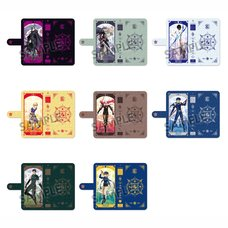 Fate/Grand Order Notebook-Style Smartphone Case Collection