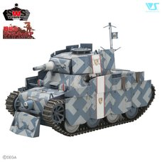 SWS: 1/35 Shamrock Plastic Model Kit | Valkyria Chronicles