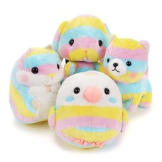 Amuse Rainbow Animals Big Plush Collection