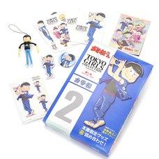 Osomatsu-san x Tokyo Girls Collection Oshimatsu Special Book: Karamatsu