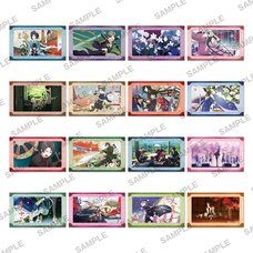 Touken Ranbu -Hanamaru- Stone Paper Book Cover Collection Box Set