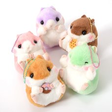 Coroham Coron Cafe Coron Hamster Plush Collection (Ball Chain)