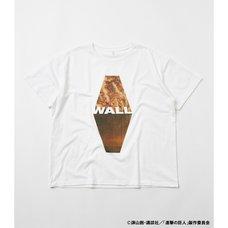 R4G Wall White T-Shirt