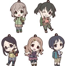 Encouragement of Climb Third Season: Nendoroid Plus Collectible Rubber Keychain Box Set