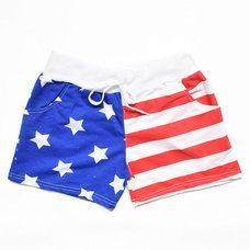 ACDC RAG USA Shorts