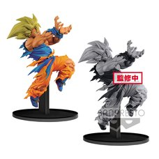 Dragon Ball Z Banpresto World Figure Colosseum Vol. 1: Super Saiyan Goku