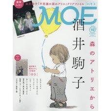 Moe October 2018