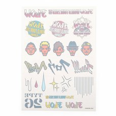 FLOW Kiwami World Tour 2015 Temporary Tattoos