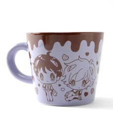 EVA STORE Original Eva Colon: Choco Mug