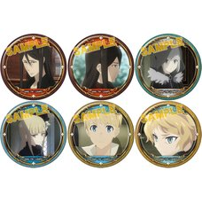 The Case Files of Lord El-Melloi II Character Badge Collection Vol. 2 Box Set